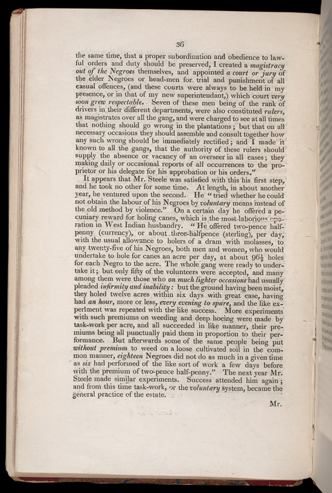 Improving The Condition Of The Slaves In The British Colonies -Page 36